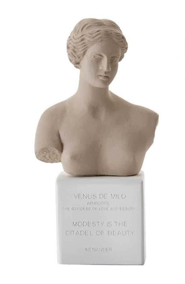 Venus De Milo Aphrodite Greek Statue Sophia