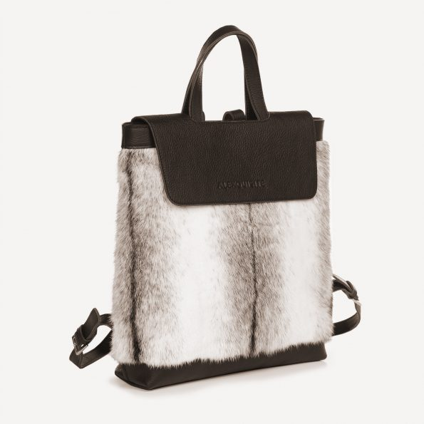 alexquisite-brown-cross-mink-backpack