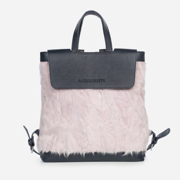 alexquisite-champagne-pink-lamb-backpack