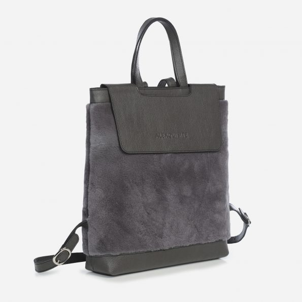 alexquisite-sapphire-sheared-mink-backpack