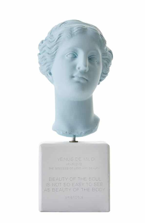 Head of Venus de Milo