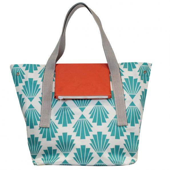 ARTPECKERS Circe Aquamarine Bag