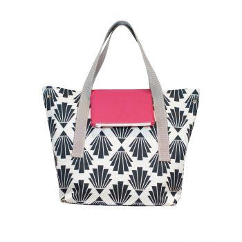 ARTPECKERS Circe White Bag