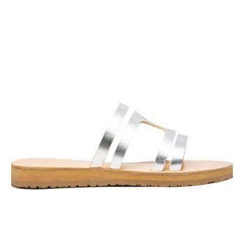 KALLINIKI Doris Silver Sandals