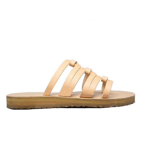 KALLINIKI Kymo Natural Sandals