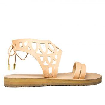 KALLINIKI Siren Natural Sandals