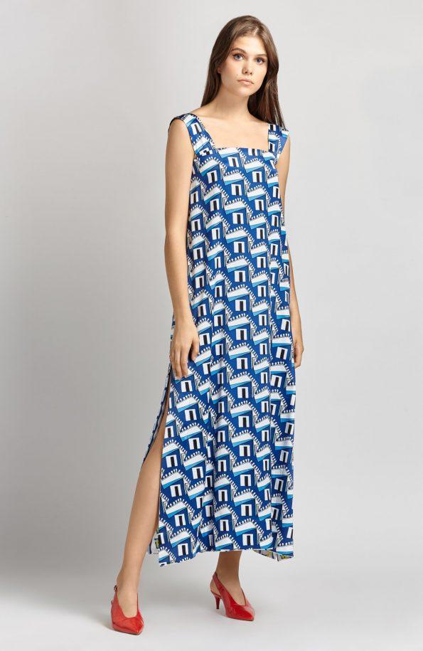 THE ARTIANS Tithorea Dress