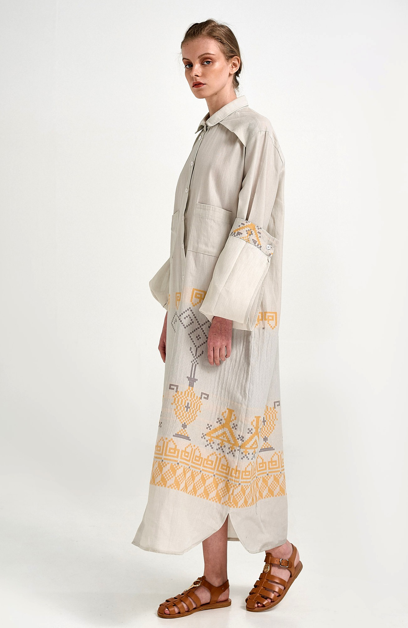 ERGON MYKONOS Corinna Dress