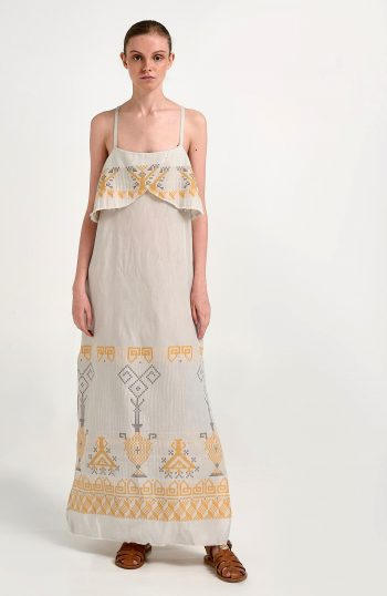 ERGON MYKONOS Dodoni Dress