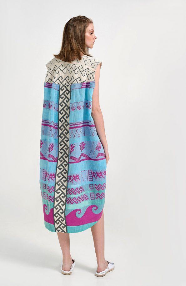 ERGON MYKONOS Niovi Dress