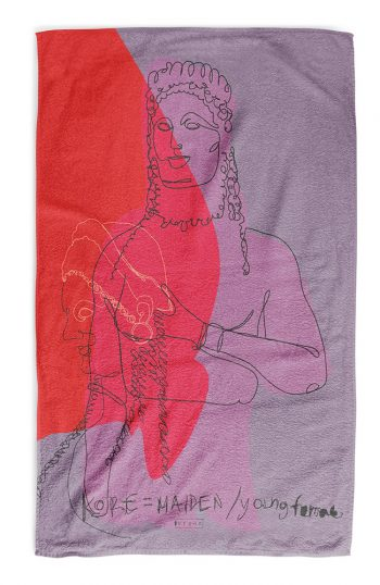 ERGON MYKONOS Young Maiden Towel