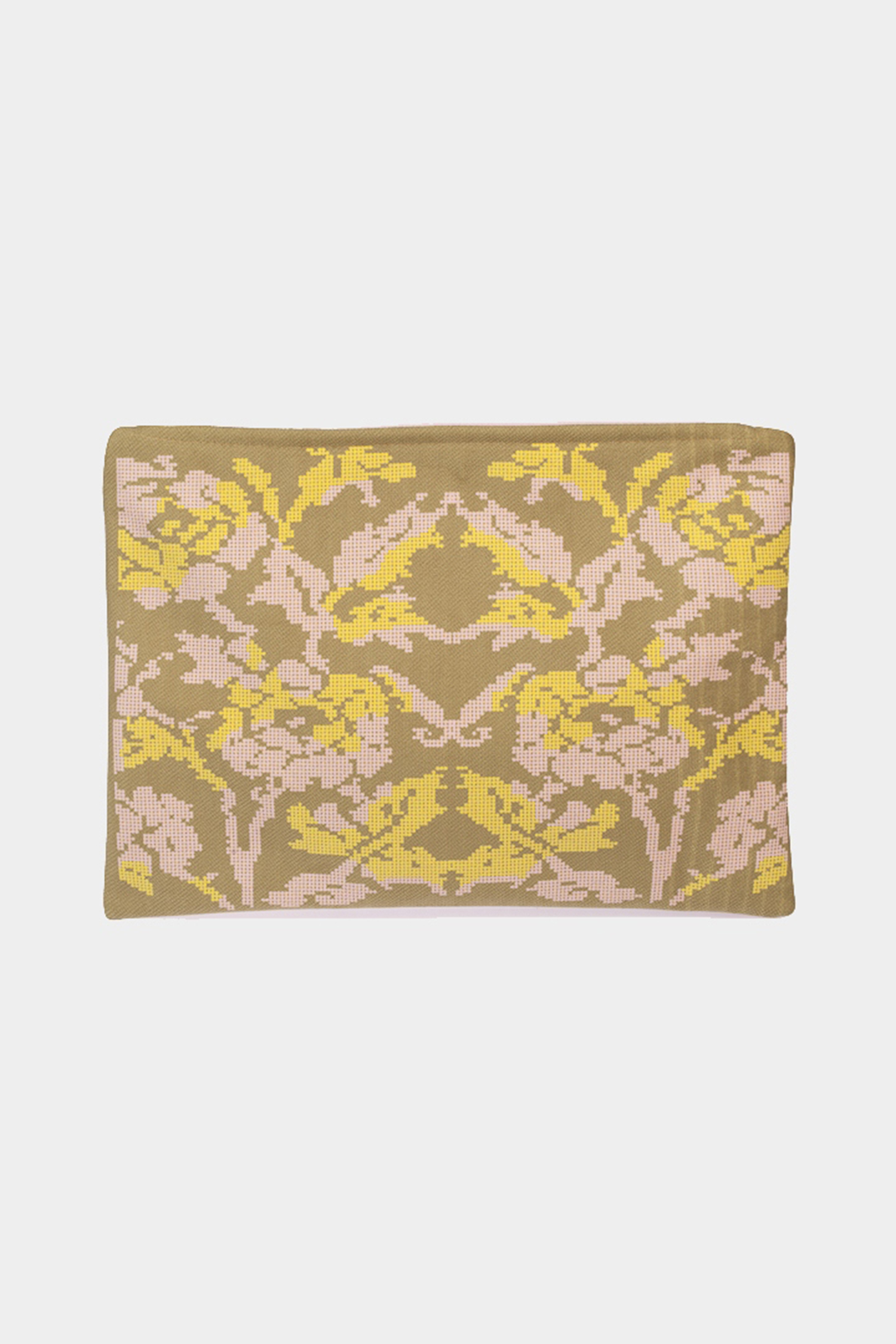 POSTFOLK 'Come into Bloom' Clutch Bag