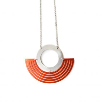 MEET THE CAT 360 on 180 Necklace