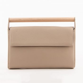 MERAKI Ataraxia Clutch Warm Grey