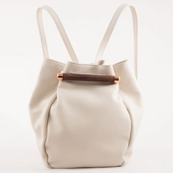MERAKI Aware Backpack Creamy White