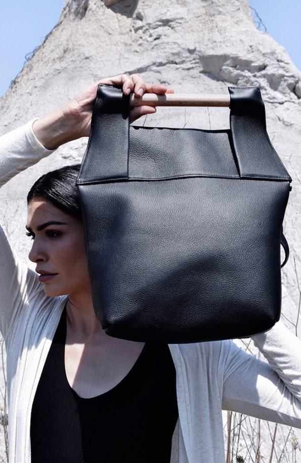 MERAKI Duende Backpack Black