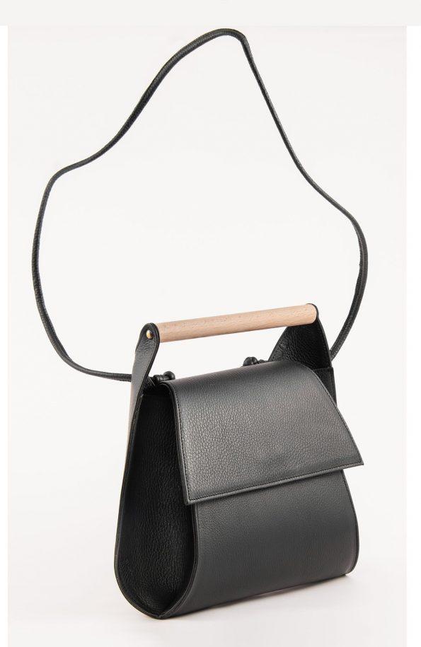 MERAKI Ikigai Shoulder Bag Black