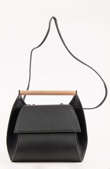 MERAKI Ikigai Shoulder Bag Black