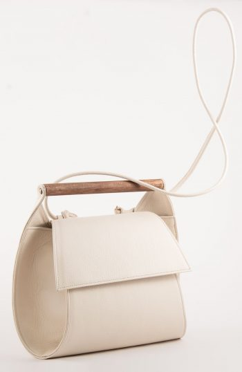 MERAKI Ikigai Shoulder Bag Creamy White