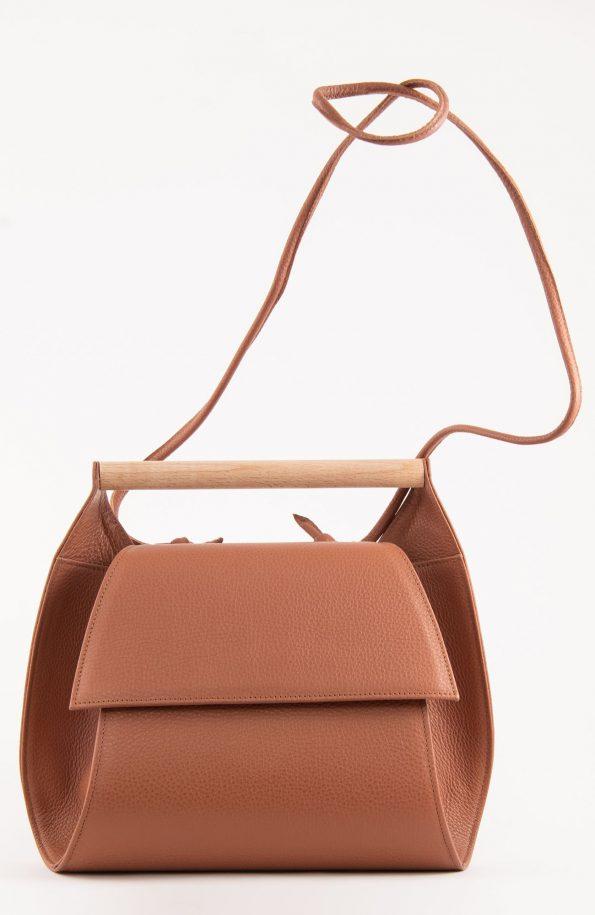 MERAKI Ikigai Shoulder Bag Earthy Brown