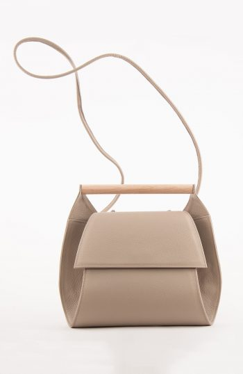 MERAKI Ikigai Shoulder Bag Warm Grey