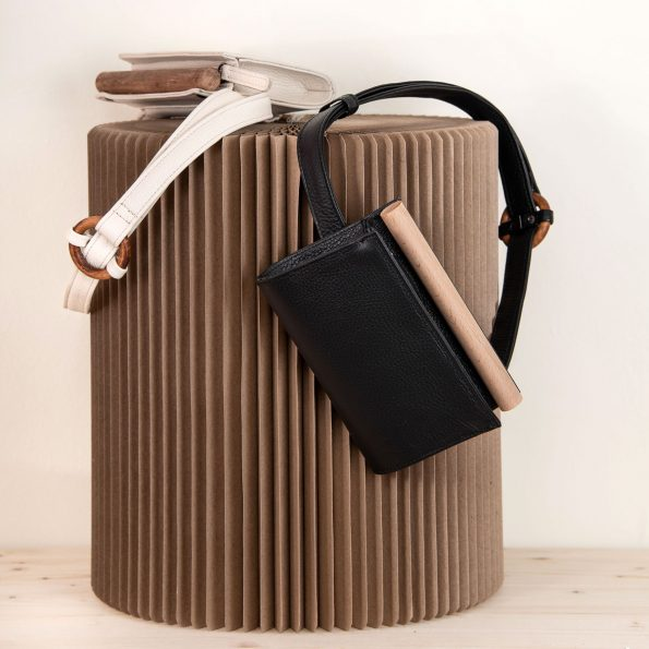 MERAKI Lagom Belt Bag Black
