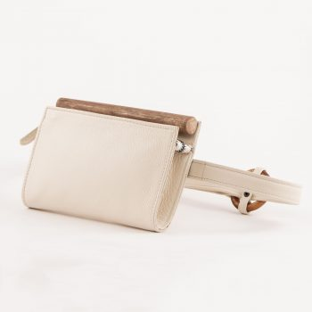 MERAKI Lagom Belt Bag Creamy White