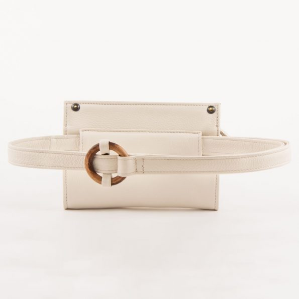 MERAKI Lagom Belt Bag Creamy White