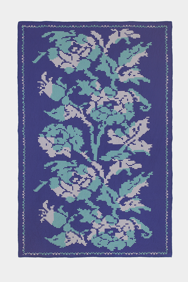 POSTFOLK Buruberu Grateful Beach Towel