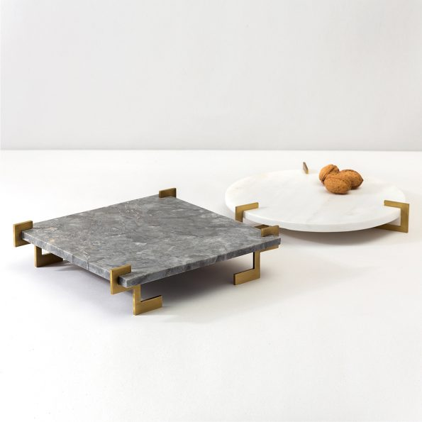 ANAKTAE Ophelos Marble Tray