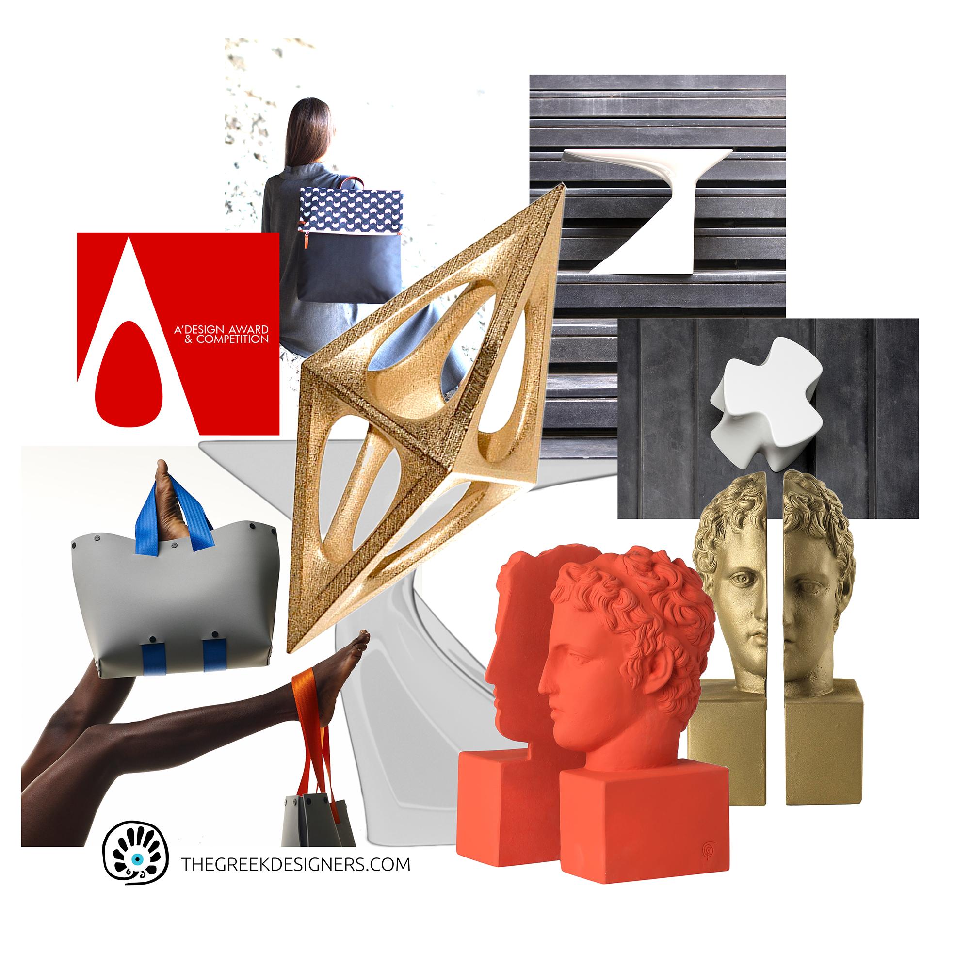 A' Design Awards The Greek Designers