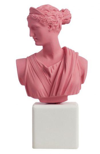 Artemis Bust Statue