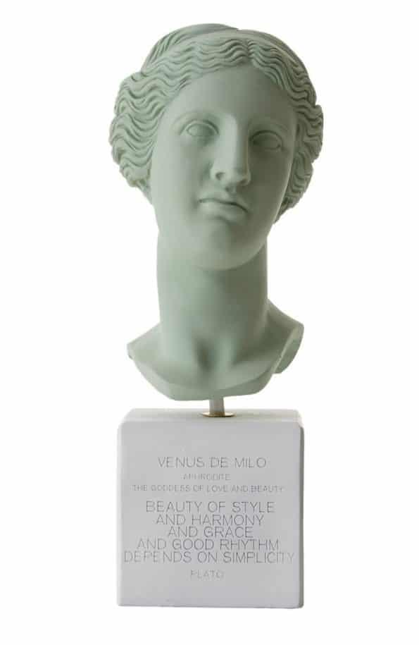 Head of Venus De Milo