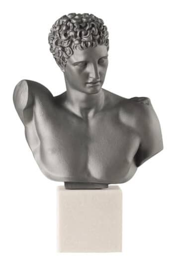 Hermes Bust Greek Statue