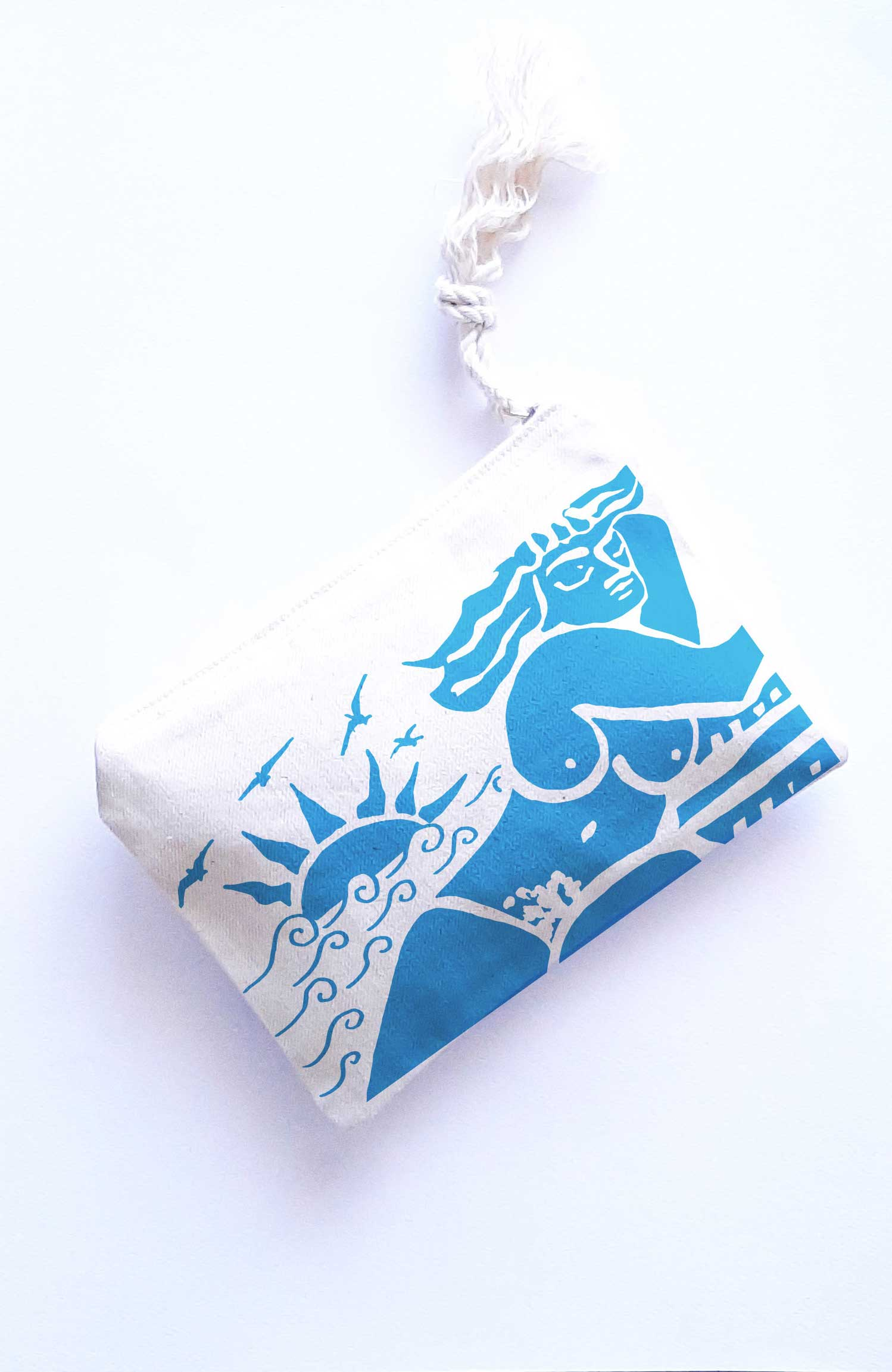 NAKED SUMMERS Beach Life Pouch