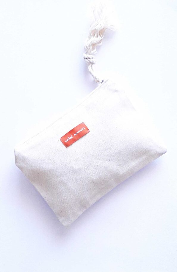 NAKED SUMMERS Heartbeat Pouch