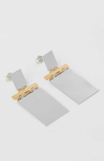 BORD DE L' EAU Flap Earrings