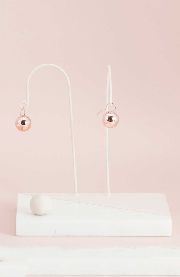 BORD DE L'EAU Sphere Earrings