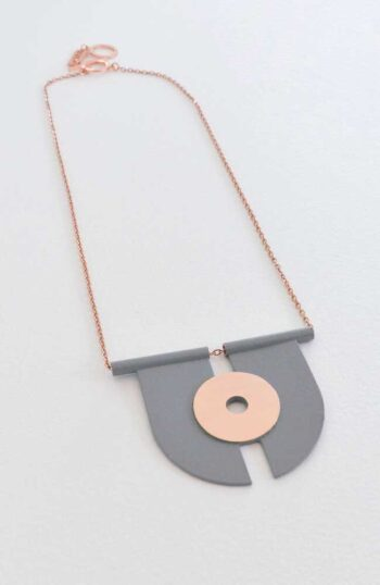 MEET THE CAT Construct Necklace